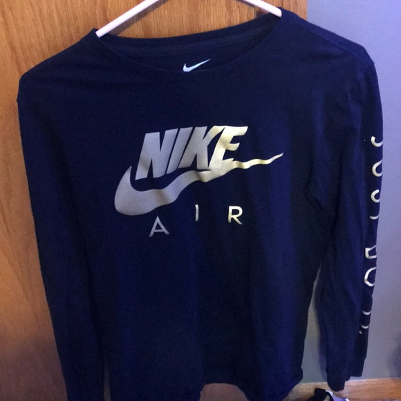 nike air long sleeve t shirt